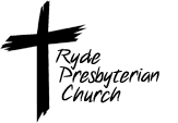 ryde presbyterian church