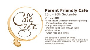 Parent Cafe Ad